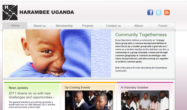 Harambee Uganda