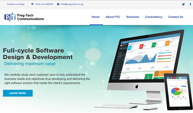Preg-Tech Communications Ltd