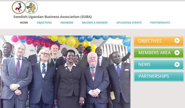 Swedish-Ugandan Business Association (SUBA)